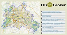 Maps, Plans, Data - Online / FIS Broker