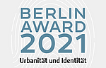 Logo Berlin Award 2021