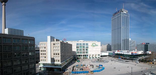 Veranstaltungen Alexanderplatz