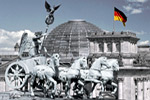 The Capital City of Berlin (Quadriga); Photo: Adler & Schmidt, Christian Busse