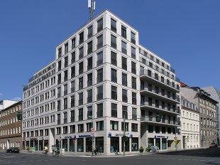 Projekt Wohn Und Geschäftshaus Am Karlsplatzbrluisenstraße 44
