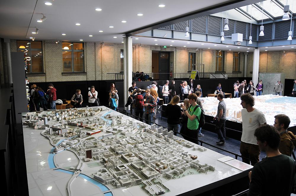 Stadtmodelle planmodell der ddr land berlin - Mobeltown berlin ...