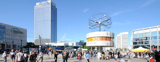Alexanderplatz, September 2013