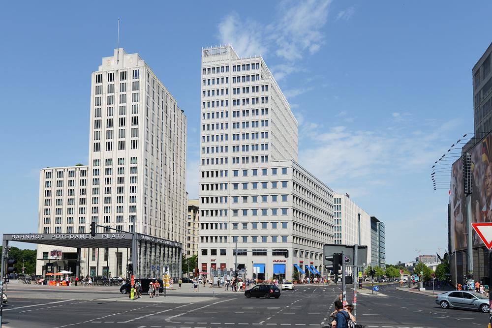 Hotel Berlin Praktikum