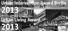Urban Intervention Award Berlin 2013 / Urban Living Award 2013